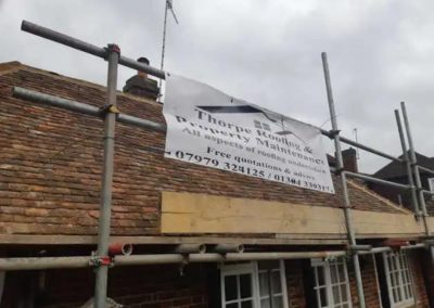 Roofing in Dover
